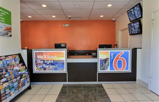 Hol hotelowy Motel 6 Austin Central-S Univ of TX