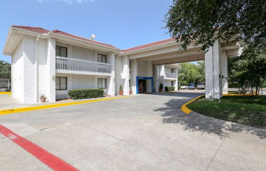 Buitenaanzicht MOTEL 6 DALLAS - ADDISON