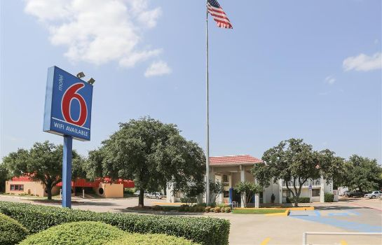 Vista esterna MOTEL 6 DALLAS - ADDISON