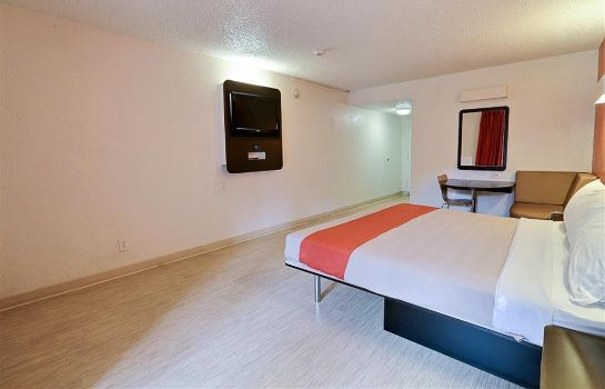 Kamers MOTEL 6 DALLAS - ADDISON