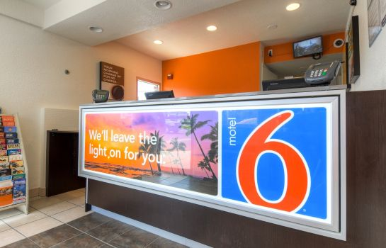 Hall MOTEL 6 COSTA MESA