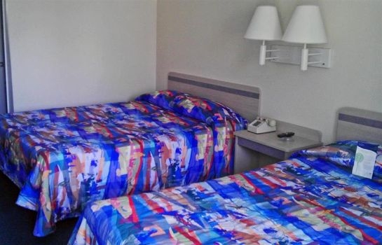 Zimmer MOTEL 6 PASO ROBLES