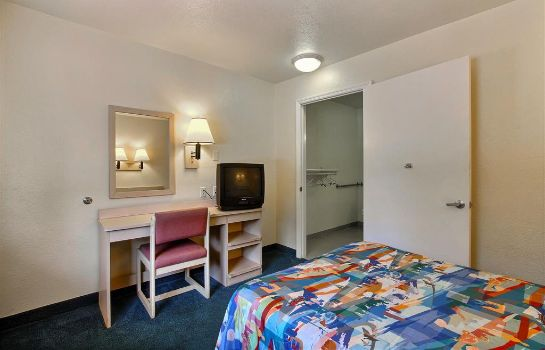 Chambre MOTEL 6 SAVANNAH