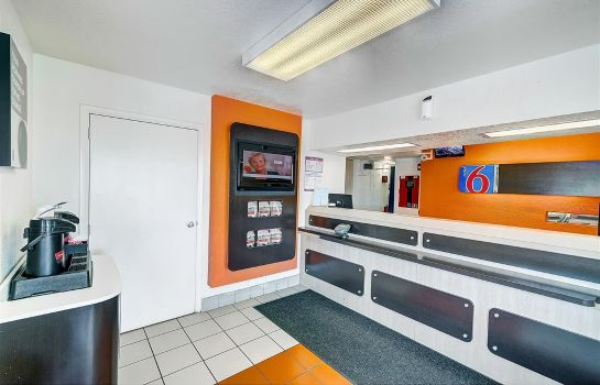 Hotelhal MOTEL 6 DENVER-THORNTON