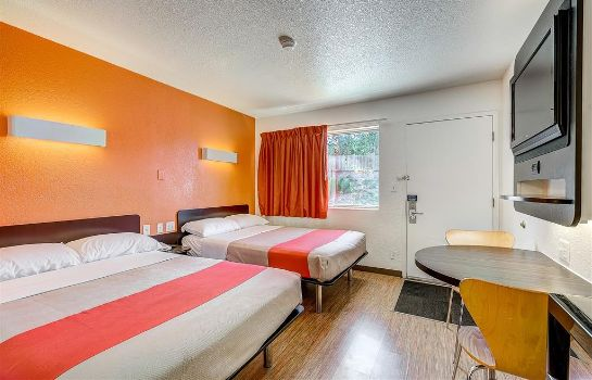 Chambre MOTEL 6 DENVER - THORNTON