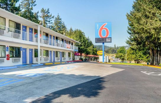 Vista exterior MOTEL 6 EUGENE SOUTH - SPRINGFIELD
