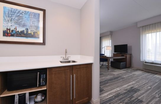 Bar de l'hôtel Hampton Inn - Suites Cincinnati-Mason Ohio