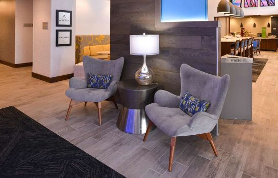 Hotelhalle Hampton Inn - Suites Cincinnati-Mason Ohio