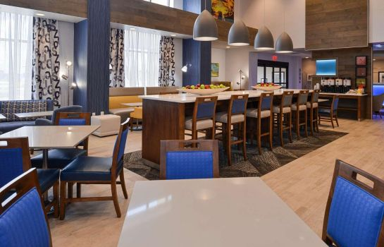 Restaurant Hampton Inn - Suites Cincinnati-Mason Ohio