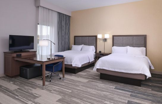 Suite Hampton Inn - Suites Cincinnati-Mason Ohio