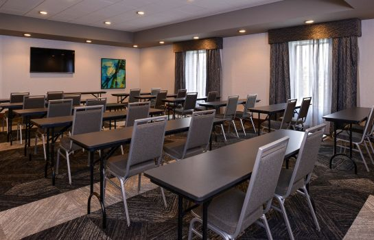 Conference room Hampton Inn - Suites Cincinnati-Mason Ohio
