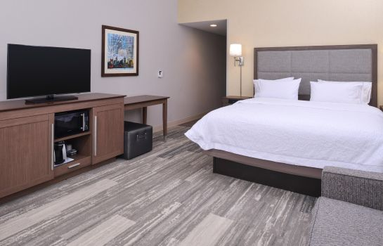 Pokój Hampton Inn - Suites Cincinnati-Mason Ohio