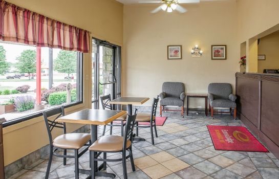Hotelhal Econo Lodge Richmond