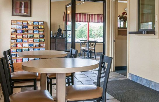 Restaurante Econo Lodge Richmond