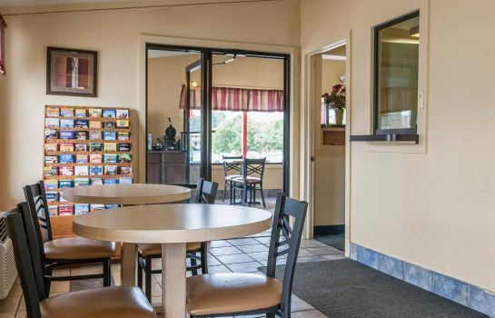 Restaurant Econo Lodge Richmond