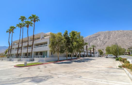 Vista exterior MOTEL 6 PALM SPRINGS