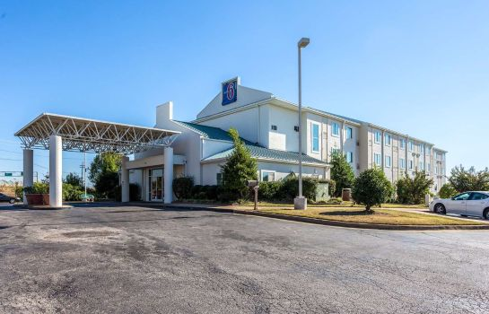 Vista esterna MOTEL 6 MEMPHIS - HORN LAKE MS