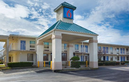 Vista esterna MOTEL 6 BROWNSVILLE - BELLS