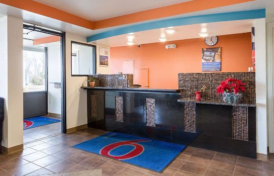Hall MOTEL 6 BROWNSVILLE - BELLS