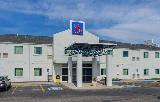 Exterior view WY MOTEL 6 WHEATLAND