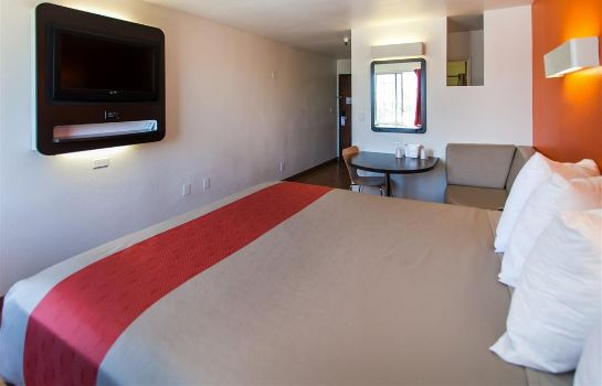 Zimmer MOTEL 6 LOS ANGELES - HOLLYWOOD