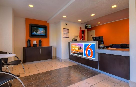 Hotelhalle MOTEL 6 LOS ANGELES-ROWLAND HEIGHTS