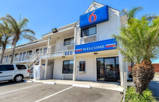 Vista esterna MOTEL 6 LOS ANGELES - HARBOR CITY