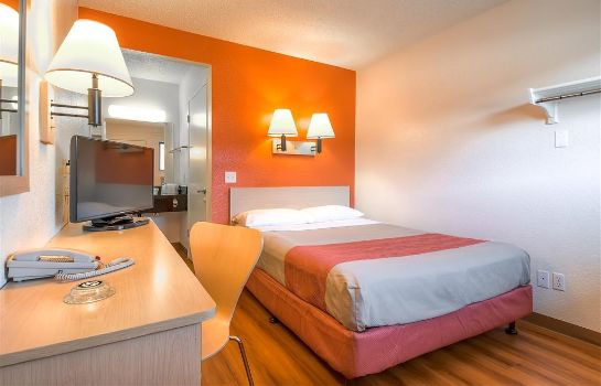 Chambre MOTEL 6 LOS ANGELES - HARBOR CITY