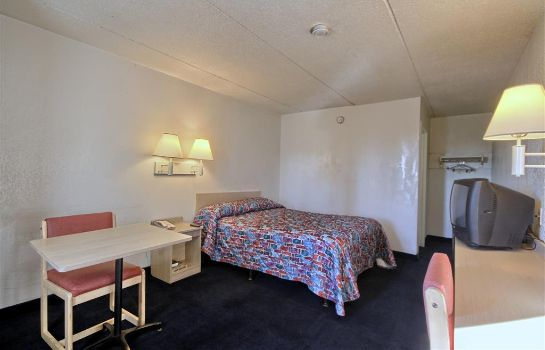 Chambre MOTEL 6 DETROIT NORTHEAST - MADISON HEIG