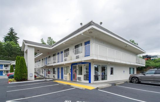 Vista exterior MOTEL 6 SEATTLE AIRPORT