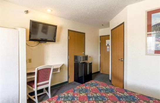 Room MOTEL 6 CHADRON