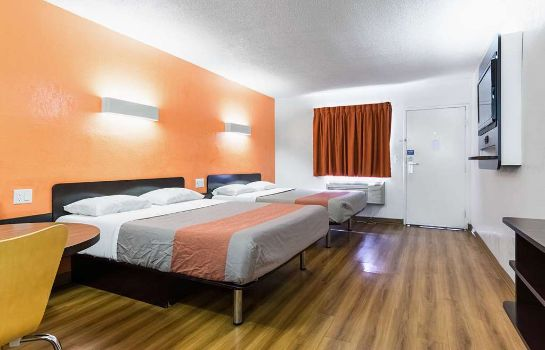 Zimmer MOTEL 6 LONG BEACH INTERNATIONAL CI
