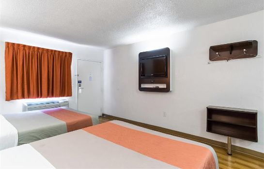 Kamers MOTEL 6 LONG BEACH INTERNATIONAL CI