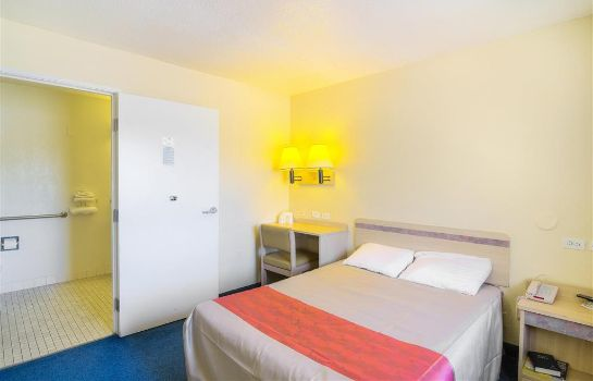 Room MOTEL 6 LOS ANGELES-VAN NUYS NORTH HILLS