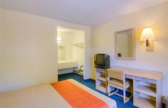 Habitación MOTEL 6 LOS ANGELES-VAN NUYS NORTH HILLS
