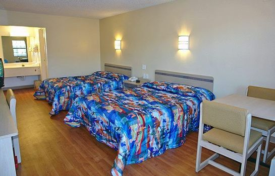 Zimmer MOTEL 6 SAN ANTONIO NW-MEDICAL CNTR