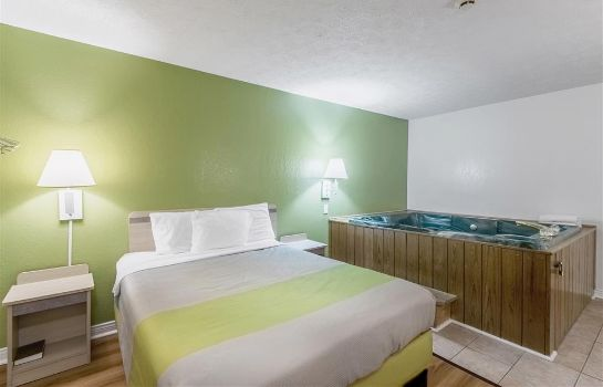 Chambre MOTEL 6 CLOVERDALE IN - GREENCASTLE