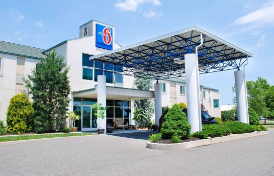 Vista exterior MOTEL 6 POTTSTOWN PA