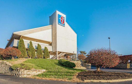 Vista esterna MOTEL 6 CINCINNATI CENTRAL - NORWOOD