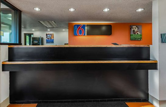 Hol hotelowy MOTEL 6 CINCINNATI CENTRAL - NORWOOD