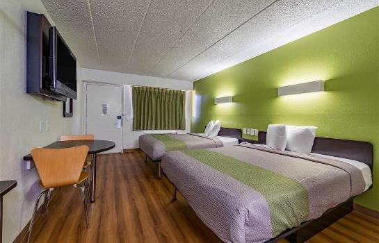 Zimmer MOTEL 6 CINCINNATI CENTRAL - NORWOOD