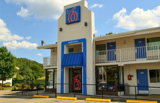 Buitenaanzicht MOTEL 6 BOSTON SOUTH-BRAINTREE