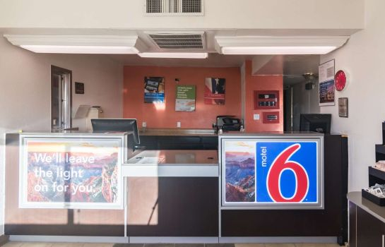 Hall MOTEL 6 PECOS TX