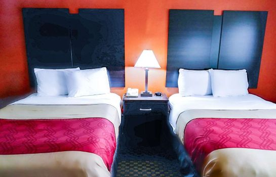 Chambre double (confort) Econo Lodge Rome