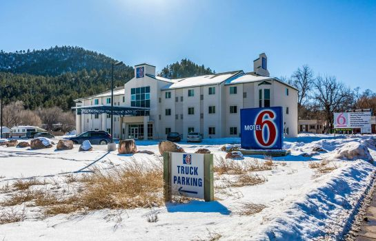 Exterior view MOTEL 6 HOT SPRINGS SD