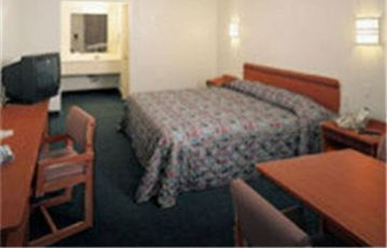 Zimmer MOTEL 6 LINCOLN CITY
