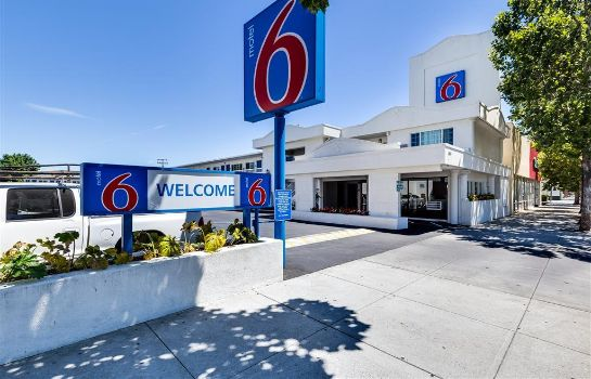 Außenansicht MOTEL 6 SAN JOSE CONVENTION CENTER