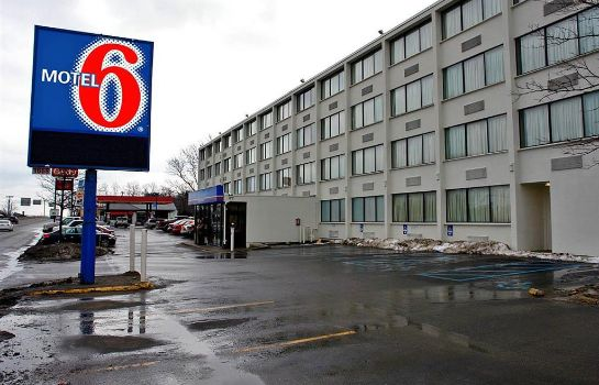 Vista exterior MOTEL 6 BOSTON WEST FRAMINGHAM