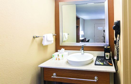 Room Quality Inn & Suites Six Flags Area