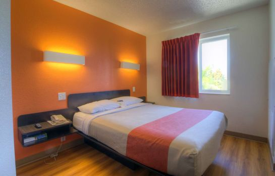 Chambre MOTEL 6 ORLANDO INTERNATIONAL DR